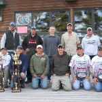 2nd Place ($9000) Pro MAC Championship 2012.  Eagle River Chain 101 teams