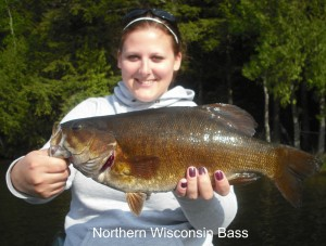 Northern WI Bass