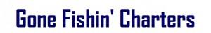 gone fishin logo
