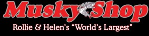 musky shop logo