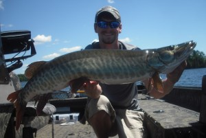 (Fish 1 of 2) A nice double July 2014.
